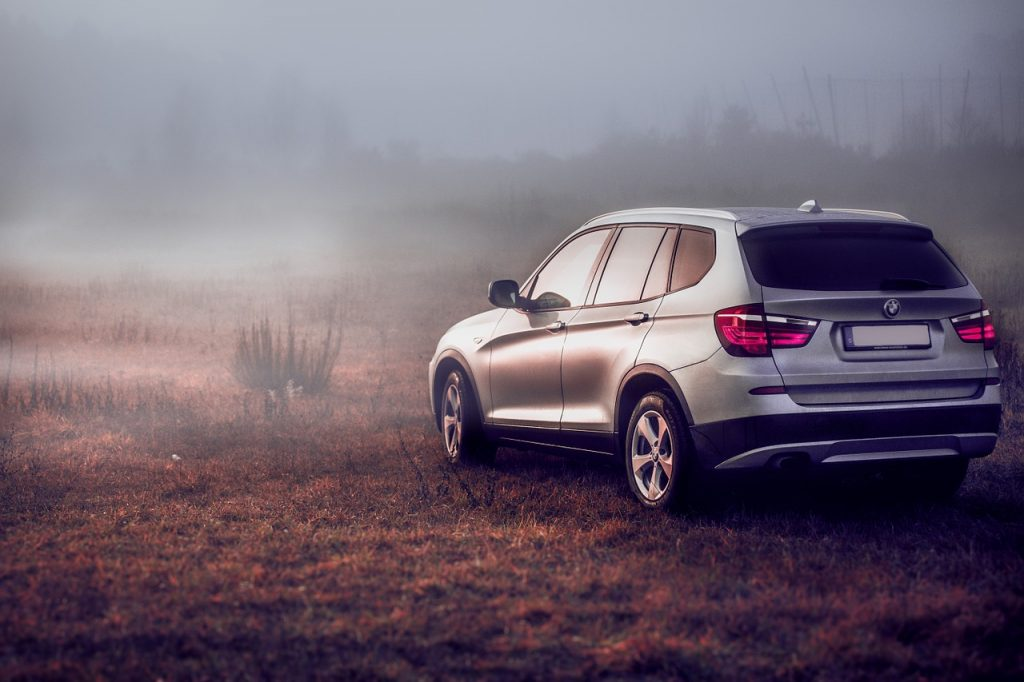 Exemple SUV voiture occasion BMW