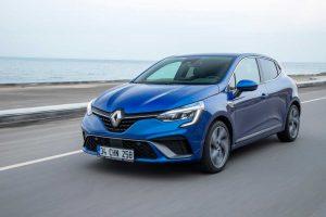 Renault Clio Voitures les plus vendus en France